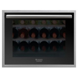 холодильник Холодильник для вина Hotpoint-Ariston WL 24 A/HA, серебристый