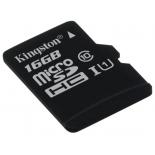 карта памяти Kingston SDC10G2/16GBSP (class 10)