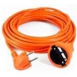 кабель (шнур) Power Cube PC-LG1-B-10, удлинитель (10 А, 1 розетка), 10 м