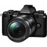 цифровой фотоаппарат Olympus OM-D E-M5 Mark II 14-150 Kit (EZ-M1415 II) Black