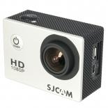 видеокамера SJCAM SJ4000, серебристая