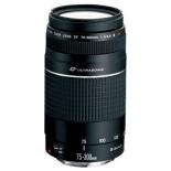 объектив для фото Canon EF 75-300mm f/4-5.6 III USM (6472A012) черный