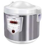 мультиварка Lumme LU-1446 Chef pro white/silver