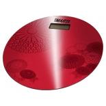 Напольные весы MARTA MT-1662, красный