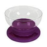 кухонные весы Lumme LU-1303, фиолетовый чароит