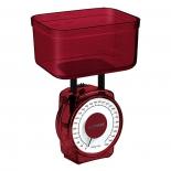 кухонные весы Lumme LU-1301, красный гранат