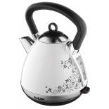 чайник электрический BBK EK1710S, белый/чёрный
