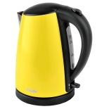 чайник электрический BBK EK1705S, жёлтый