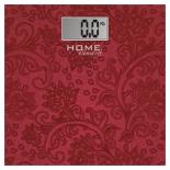 Напольные весы Home Element HE-SC904, бургунди