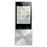 аудиоплеер Sony NWZ-A17/BM, серебристый