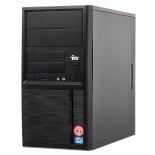 фирменный компьютер IRU Office 312 (1005798) черный