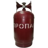 баллон газовый бытовой Крым, 18 л