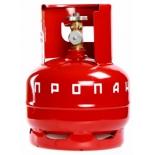 баллон газовый бытовой НЗГА 5л (Беларусь)