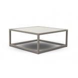 столик журнальный 4SiS Касабланка A268D1 серо-коричневый
