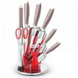 ножи (набор) Kelli KL-2129 (из 9 предметов)
