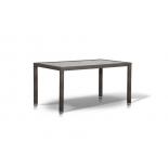 стол садовый 4SiS Милан 630674 серо-коричневый