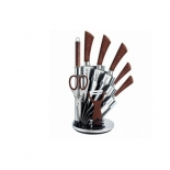ножи (набор) Kelli KL-2127 (9 предметов)