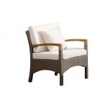кресло садовое 4SiS Верона серо-коричневое