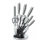 ножи (набор) Kelli KL-2128 (9 предметов)