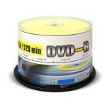 оптический диск Mirex DVD-R 4.7 Gb, 16x, Cake Box (50)