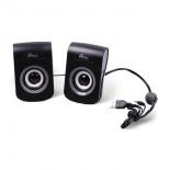 портативная акустика Ritmix SP-2060 черно-серая