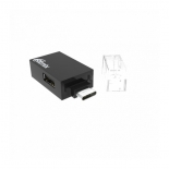 USB-концентратор Ritmix CR-3391, черный