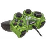 геймпад 3Cott Single GP-05, зеленый