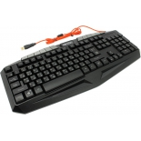 клавиатура Defender Punisher GK-130DL USB, черная