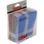 конверт для диска Hama 51068 (100шт), разноцветныые