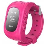 Умные часы Кнопка жизни К911 (детские), розовые