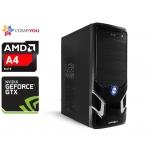 CompYou Home PC H557 (CY.559106.H557), купить за 17 599 руб.
