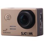 видеокамера SJCam SJ5000 WiFi, серебристый