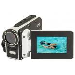 видеокамера Rekam DVC-380, серебристая