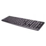 клавиатура Ritmix RKB-103 USB, черная