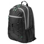 рюкзак городской HP Active Backpack 15.6, черный