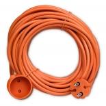 удлинитель электрический Sven Elongator 2G-5M оранжевый