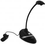 микрофон для ПК CBR CBM 020, черный