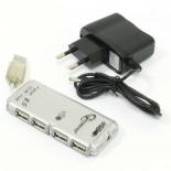 USB-концентратор Gembird UHB-C244 USB 2.0
