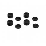аксессуар для игровой приставки Hama накладки для кнопок контроллера StickPads115595, для Xbox One, черные