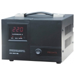 Стабилизатор напряжения РЕСАНТА АСН-1500/1-ЭМ, электромеханический