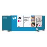 аксессуар к принтеру HP №90 C5056A (Печатающая головка + чистящая головка), Пурпурная
