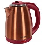 чайник электрический Lumme LU-132, красный рубин