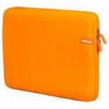 сумка для ноутбука Чехол PortCase KNP-14OR, оранжевый