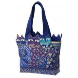 сумка женская Laurel Burch 410116 Tres Gatos (три кота)