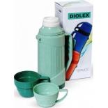 термос Diolex DXP-600-G (0,6 л), зеленый