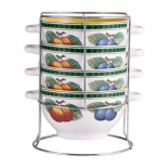 набор посуды Набор бульонниц Wellberg 49312 WB