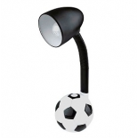 светильник настольный Delta 15-0001/B Футбол, черный