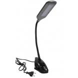 светильник настольный Эра NLED-445-7W-BK, черный