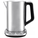 чайник электрический Kitfort КТ-621 (нержавеющая сталь/пластик)