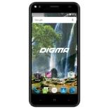 смартфон Digma VOX E502 4G 16Gb, серый